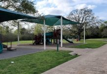 Bee Creek Park in College Station
