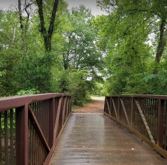 Lick Creek Park in College Station